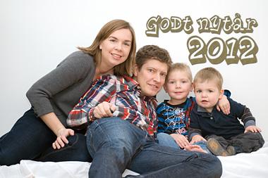 Godt nytår 2012